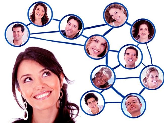 روابط اجتماعی قوی