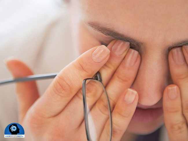 تقویت چشم ضعیف شده