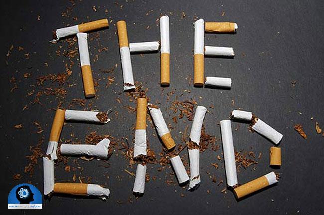 تاثیرات ترک سیگار بر پوست