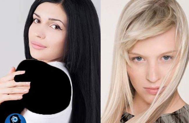 موی تیره را چطور روشن کنیم ؟