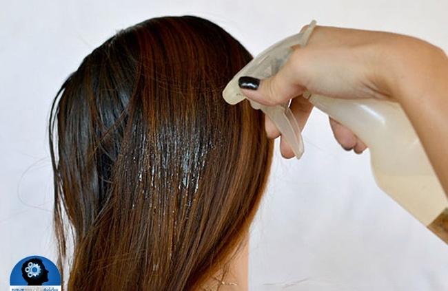 روشن کردن مو با مواد طبیعی گیاهی بدون استفاده از رنگهای شیمیایی
