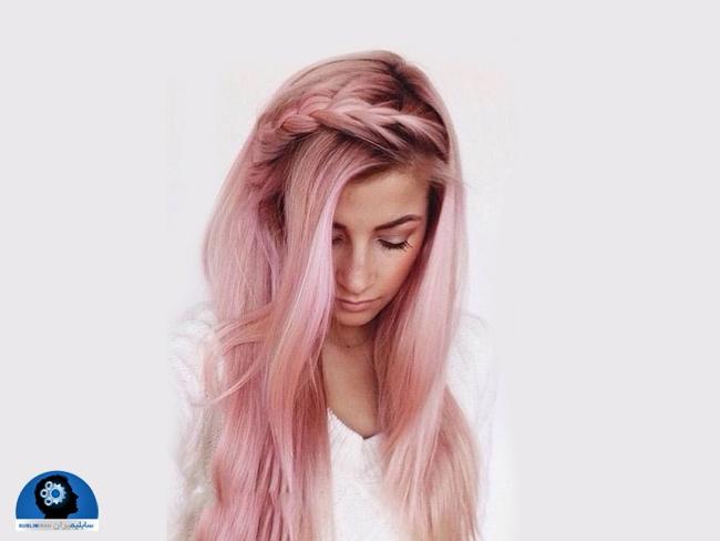 رنگ موی تیره را چطور روشن کنیم؟ و از دکلره چگونه استفاده کنیم؟