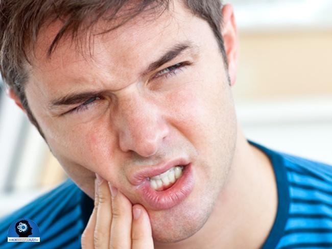 علت دندان درد