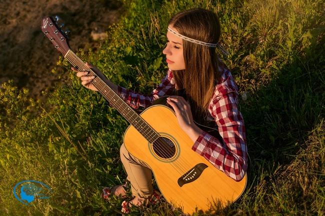 نوازندگی گیتار