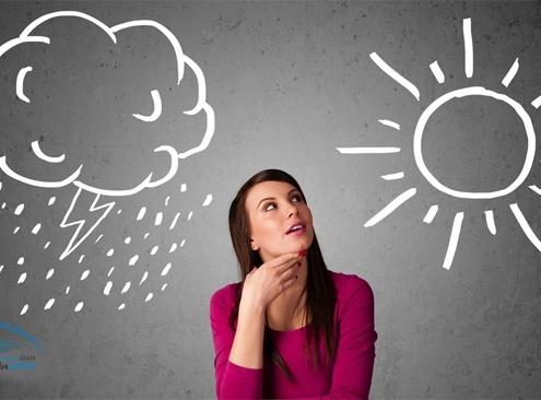 تعریف مثبت اندیشی و تفکر مثبت با بیان ویژگی های افراد مثبت اندیش و منفی گرا