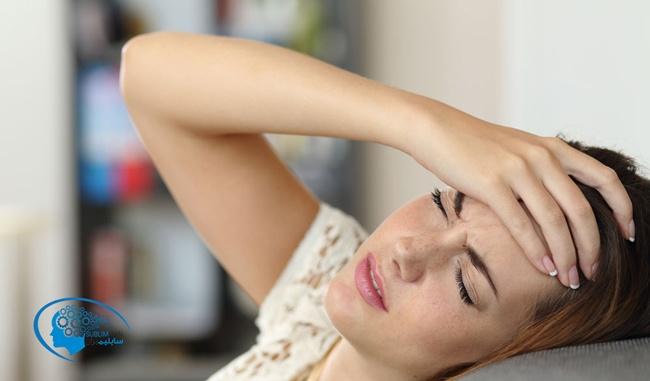 درمان سردرد شدید