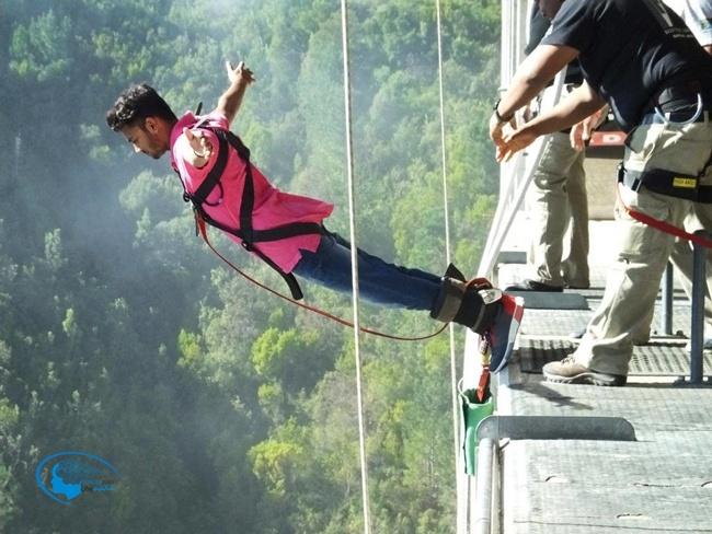 سابلیمینال ترس از ارتفاع