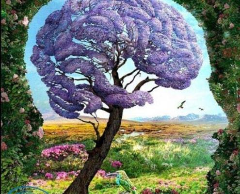 هنر، وسیله ای برای تسکین آلام ذهن ناخودآگاه