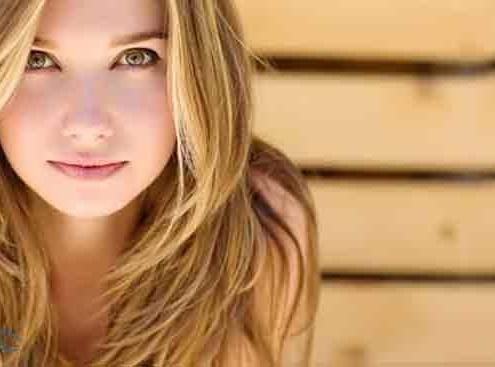 رنگ موهای مناسب چشم عسلی