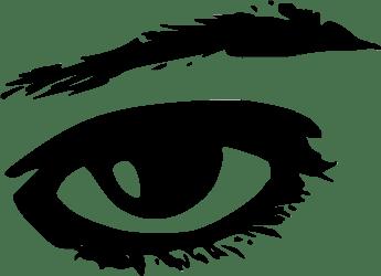 سابلیمینال چشم سیاه