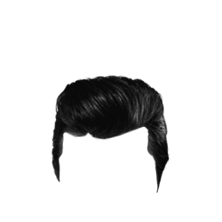 موهای مشکی