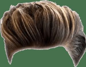 موهای قهوه ای روشن