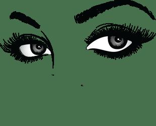 سابلیمینال کشیده شدن چشم
