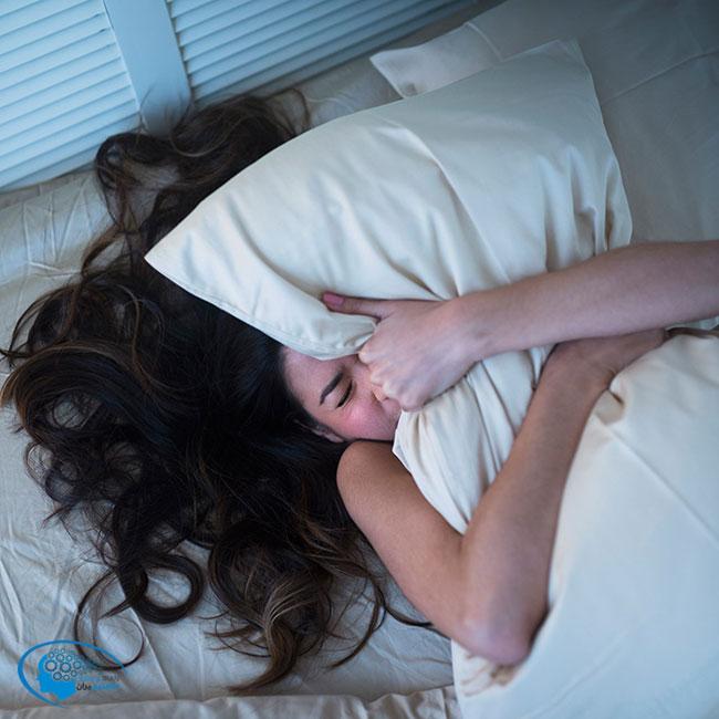 سابلیمینال درمان ترس شبانه